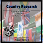 Country  Research - Tic Tac Toe Multiple Intelligence Activities