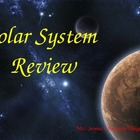 Solar System Review Powerpoint