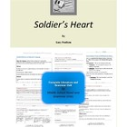 Soldier's Heart Complete Literature and Grammar Unit