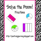 Solve the Room Fractions