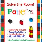 Solve the Room Patterns