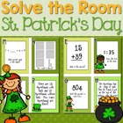 Solve the Room {St. Patrick's Day}
