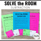 Solve the Room Subtraction