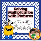 Solving Multiplication Facts Using Pictures - CCSS 3.OA.A.1