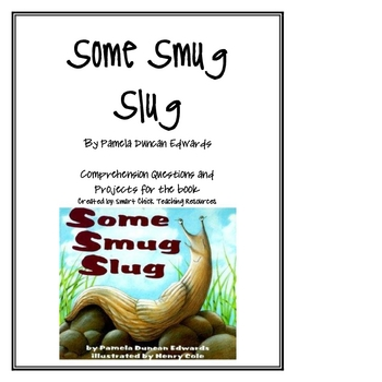 """Some Smug Slug"", by P. D. Edwards, Comp. Questions and Pr"