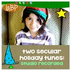 Christmas songs (secular and meaningful) also great for Chanukah