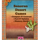 Sonoran Desert Literacy Games