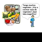 """Sopa de Vegetales"" Original Story in Spanish"
