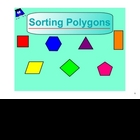 Sorting Polygons on the SMARTboard