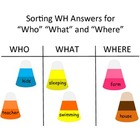 Sorting WH Answers