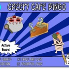Sound Bingo - Creepy Cafe