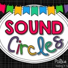 Sound Circles {Polka Dots}