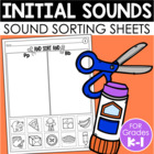Sound Sorts  {Phonemic Awareness Sorting Series, Set #2}