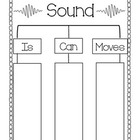 Sound and Light Bundle {Common Core Activities, Experiment