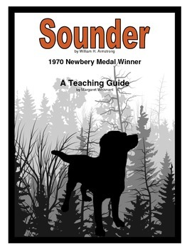 Sounder     A Novel Teaching Pack
