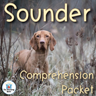 Sounder Comprehension Question Packet