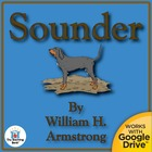 Sounder Novel Unit CD ~ Common Core Standards Aligned!