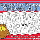Sounds Fun Workbook Vol. 2