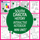 South Dakota History Lesson-Common Core-Audio Included!