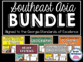 Southern & Eastern Asia Unit BUNDLE