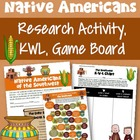 Southwest Worksheets and Activities Native American Unit with Key