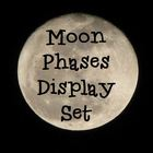 Space - Moon Phases Display Set