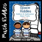 Space Riddles -- Addition & Subtraction