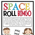 Space Roll BINGO