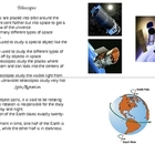 Space Vocabulary Cards With Images