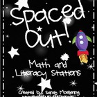 Spaced Out Math Literacy Work Stations (Great for Outer Sp