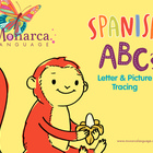 Spanish ABC Letter & Picture Tracing