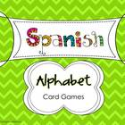 Spanish Alphabet Practice Games