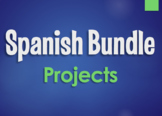 Spanish Bundle:  Projects