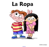 Spanish Clothing Paper Dolls and Other Activities - Smartb