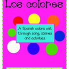Spanish Colors Unit