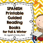 Spanish Emergent Readers / Guided Reading Books, Set 1