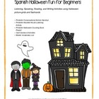 Spanish Halloween Fun for Beginners