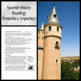 Spanish History Reading and Questions focusing on Preterit