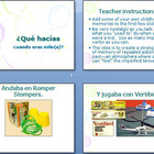Spanish Imperfect -- Students relive childhood memories
