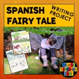 Spanish Lesson: Fairy Tale Writing to Review Grammar, Verb Tenses