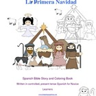 Spanish Nativity Story for Novice Speakers