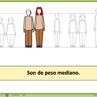 Spanish PowerPoint Activity: Physical Description (Height