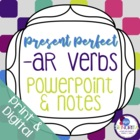 Spanish Present Perfect -AR verbs