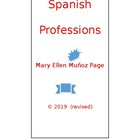 Spanish Professions