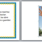 Spanish Rhymes/Poem Cards - Fall