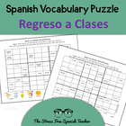 Spanish SUDOKU!  2 Back to School, Autumn Sudokus!