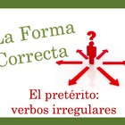 Spanish Speaking and Writing Powerpoint Activity: Irregula