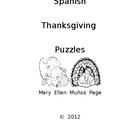 Spanish Thanksgiving Puzzles (3)