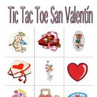 Spanish Valentine Tic Tac Toe & Other Activities