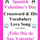 Spanish Valentine's Day Crossword, Song, Picture IDs & Car